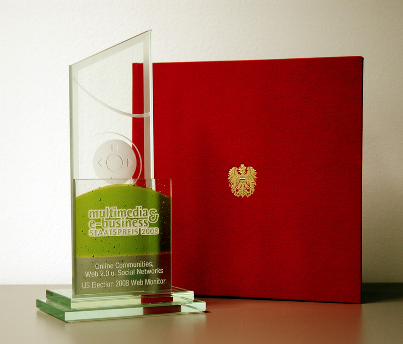 Austrian National Award for Multimedia and e-Business
